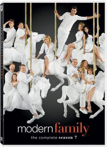 Details About Modern Family The Complete Seventh Season New Dvd 3 Pack Ac 3 Dolby Digita Family Tv Series Family Tv Family Poster
