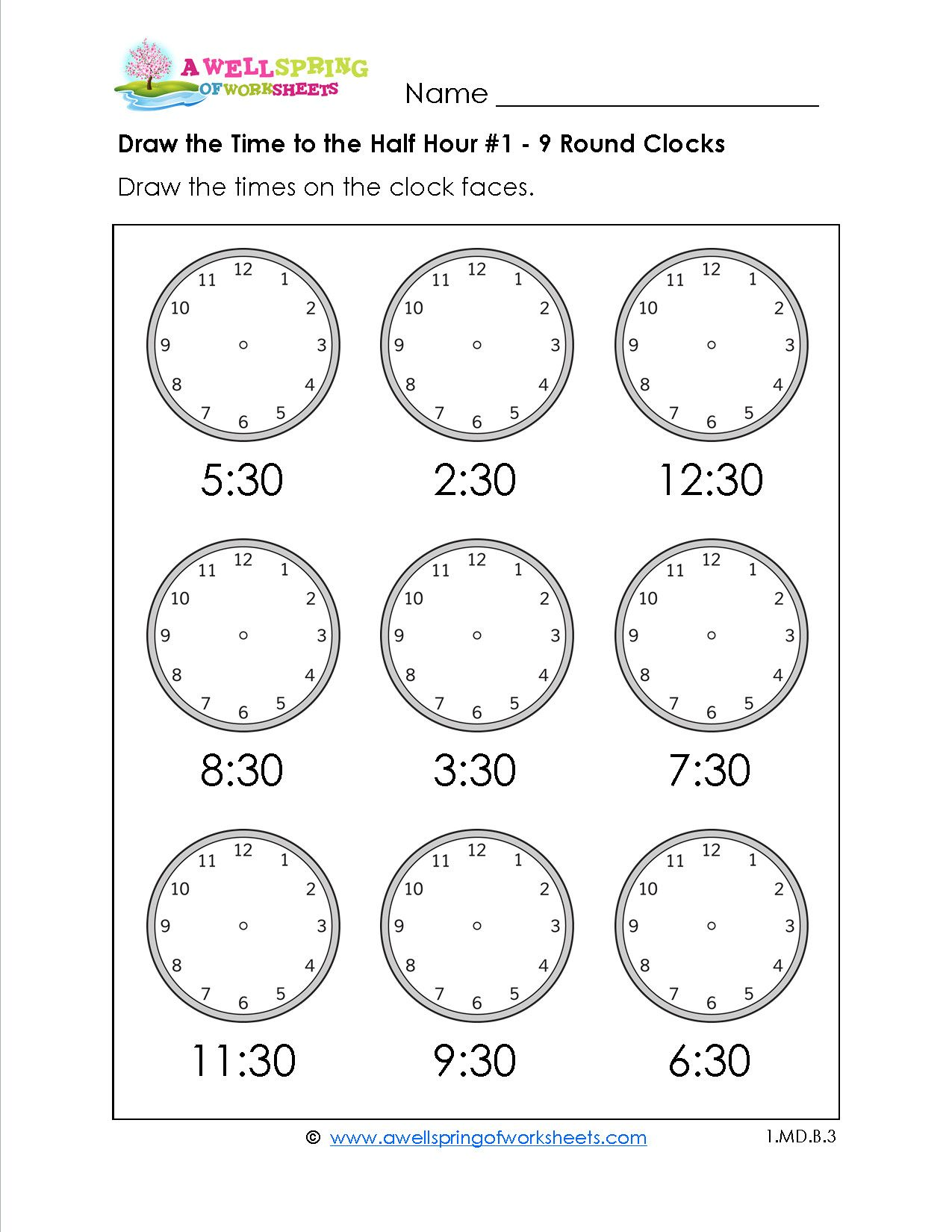 5 Free Math Worksheets Second Grade 2 Telling Time Telling Time 1 Minute Draw Clock D13e69f D Time Worksheets Free Math Worksheets First Grade Math Worksheets [ 1650 x 1275 Pixel ]