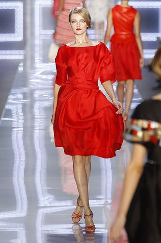 Christian Dior Spring-Summer 2012