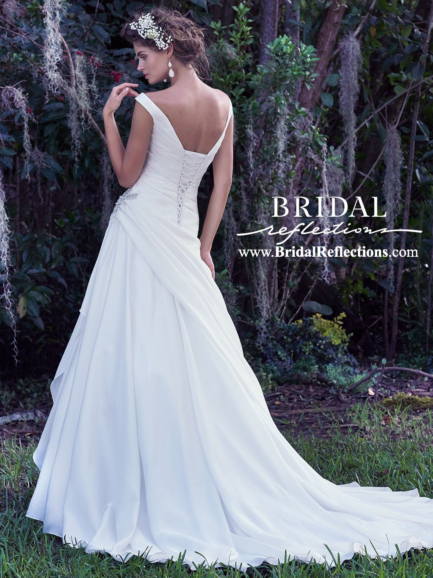 Maggie Sottero Couture Bridal Dress Collection