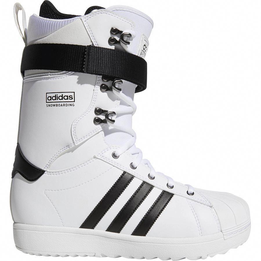 best loved 0d180 66121 Adidas - Superstar ADV Snowboard Boot - Mens - Ftwr WhiteCore BlackFtwr