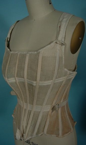 C. 1905 SAHLIN Perfect Form & Corset Combined #170 Bust