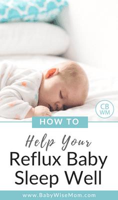 8f2b2215fd4dc6f067438b115e72749c - How To Get A Baby With Acid Reflux To Sleep