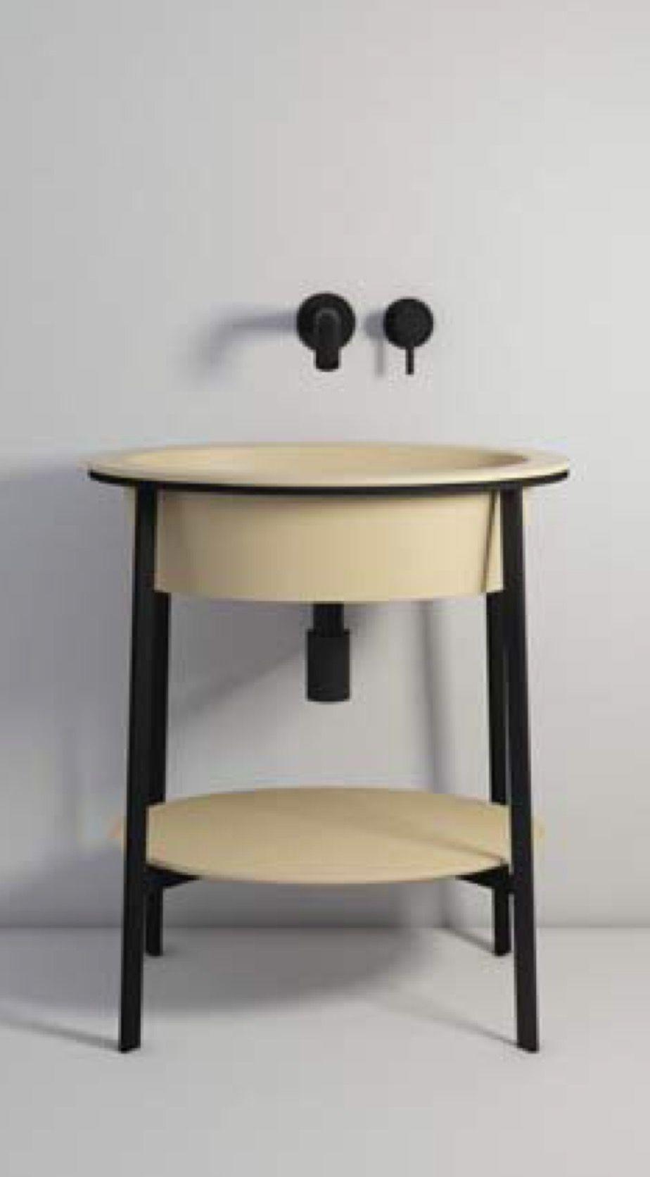 CATINO ovale color Avena by Ceramica Cielo - design Andrea Parisio e ...