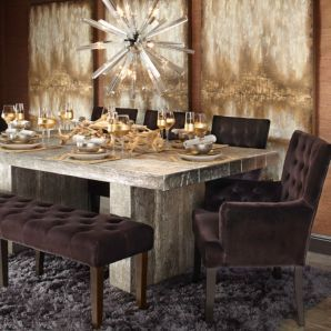 Timber Dining Table Timber Dining Table Stylish Home Decor
