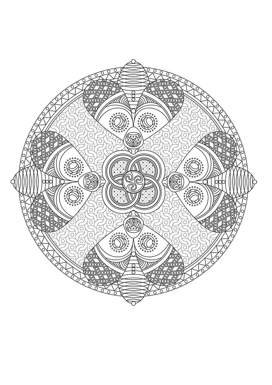 Art Therapie Celtique 100 Coloriages Anti Stress Coloriage Anti Stress Coloriage Coloriage Mandala