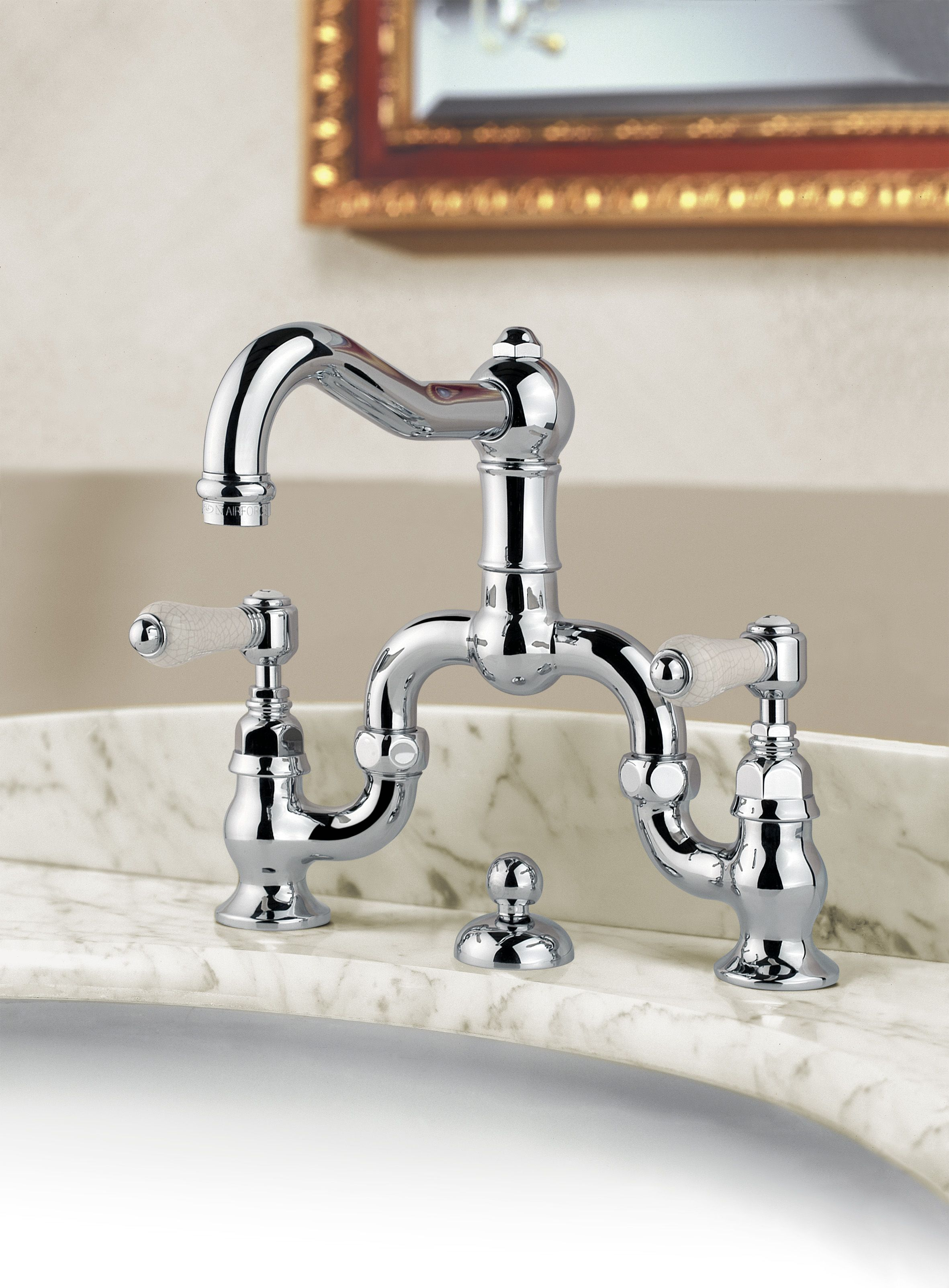 1419 - Bridge Faucet www.sinkandtap.com.au | Nicolazzi Bathroom ...