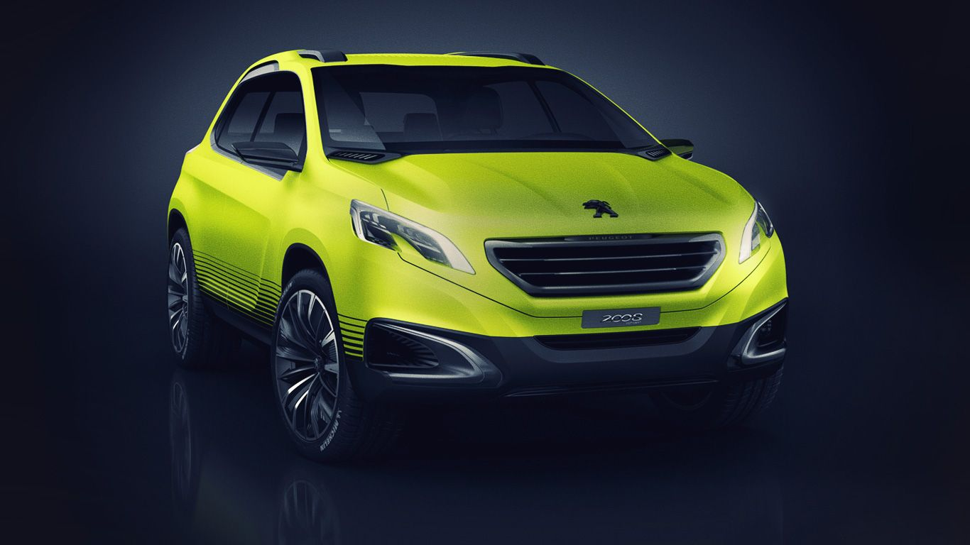 Peugeot design 2008 concept   Cars & Motorcycles that I love ...