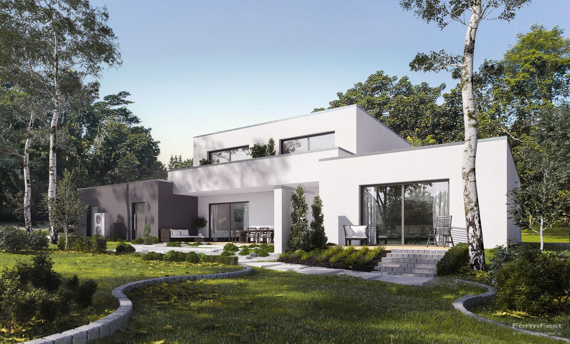 Verführerisch Moderne Einfamilienhäuser Referenz Von Einfamilienhäuser | Formfest