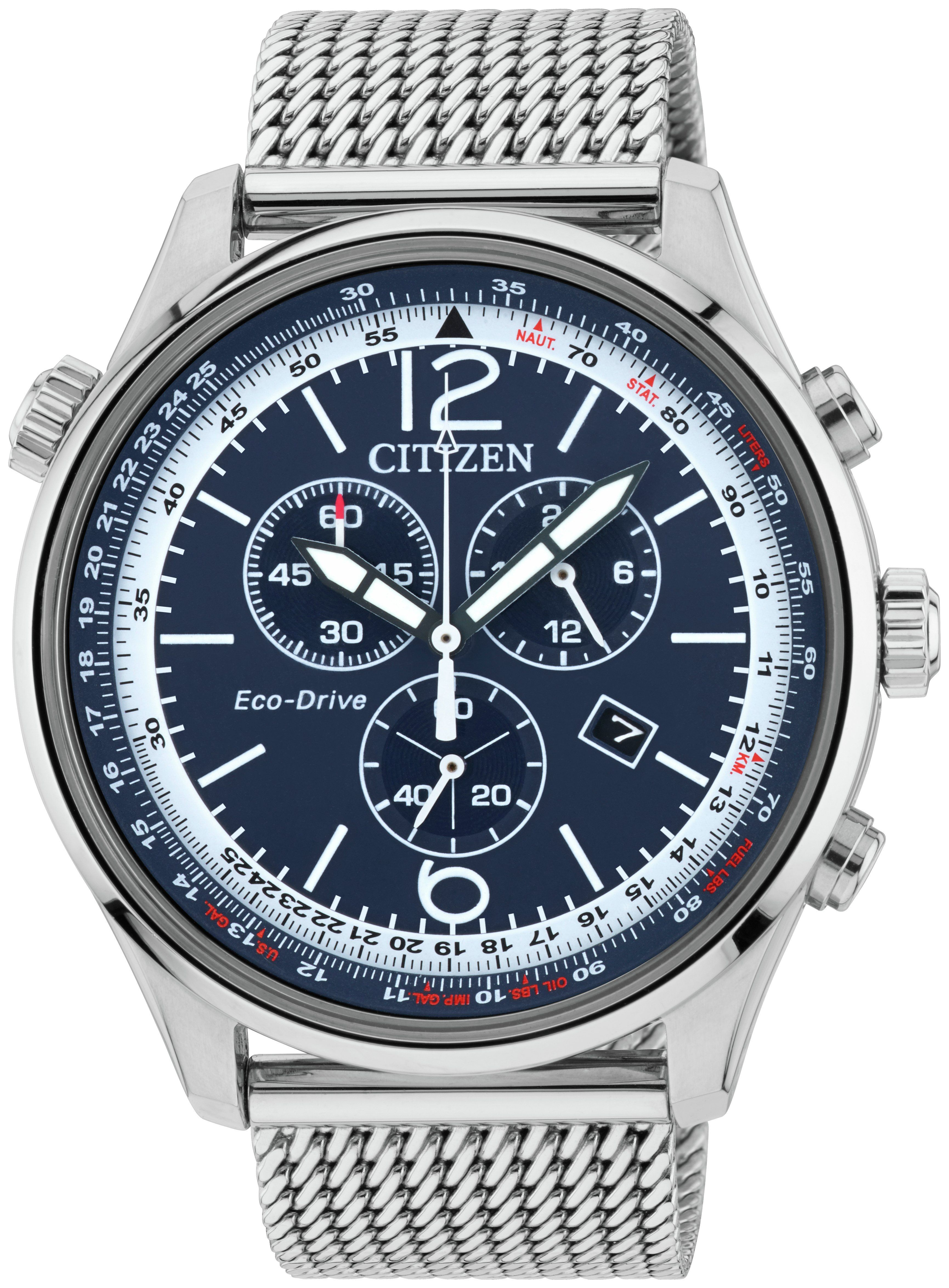Citizen Eco Drive Men S Stainless Steel
