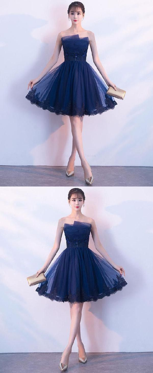 Prom dresses blue cute prom dresses dark blue prom dresses lace