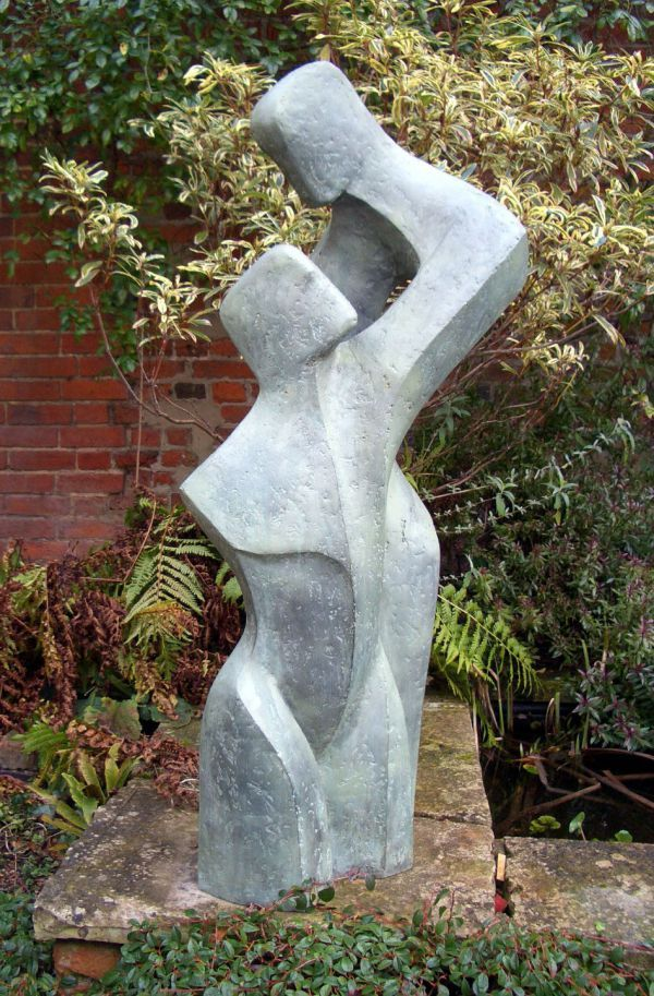 Bronze resin Abstract Contemporary or Modern Outdoor ...