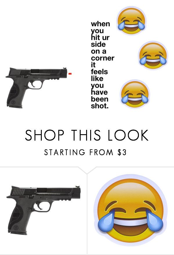"""""""polyvore"""" by britneygavin ❤ liked on Polyvore featuring Smith & Wesson"""