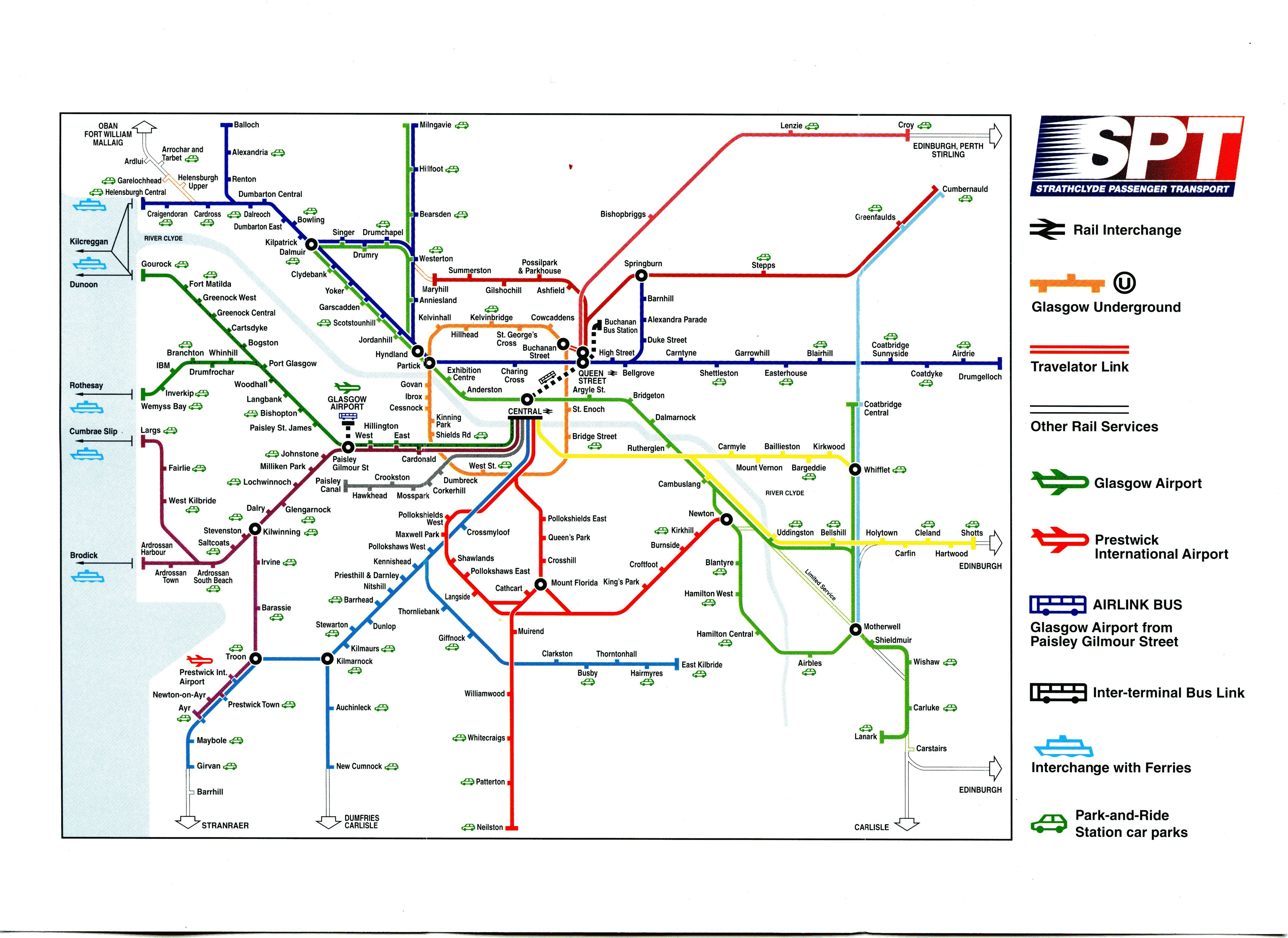 Train Routes In Scotland Map.Pin By Graeme Thomson On Railways Pinterest Scotland Map And