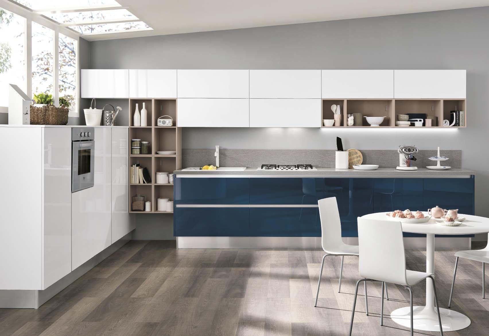 Cucina-ad-angolo-con-forno-alto.jpg (1704×1173) | cucina | Pinterest