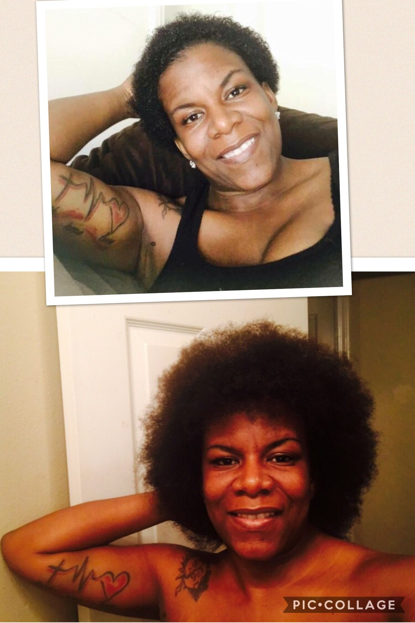 11 months two week hair growth Teamnatural Team natural