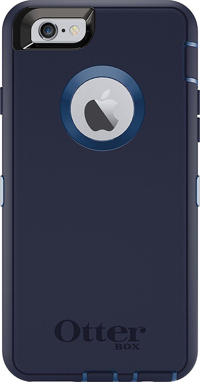size 40 dec9c 8a89f OtterBox DEFENDER iPhone 6/6s Case - Retail Packaging - INDIGO ...