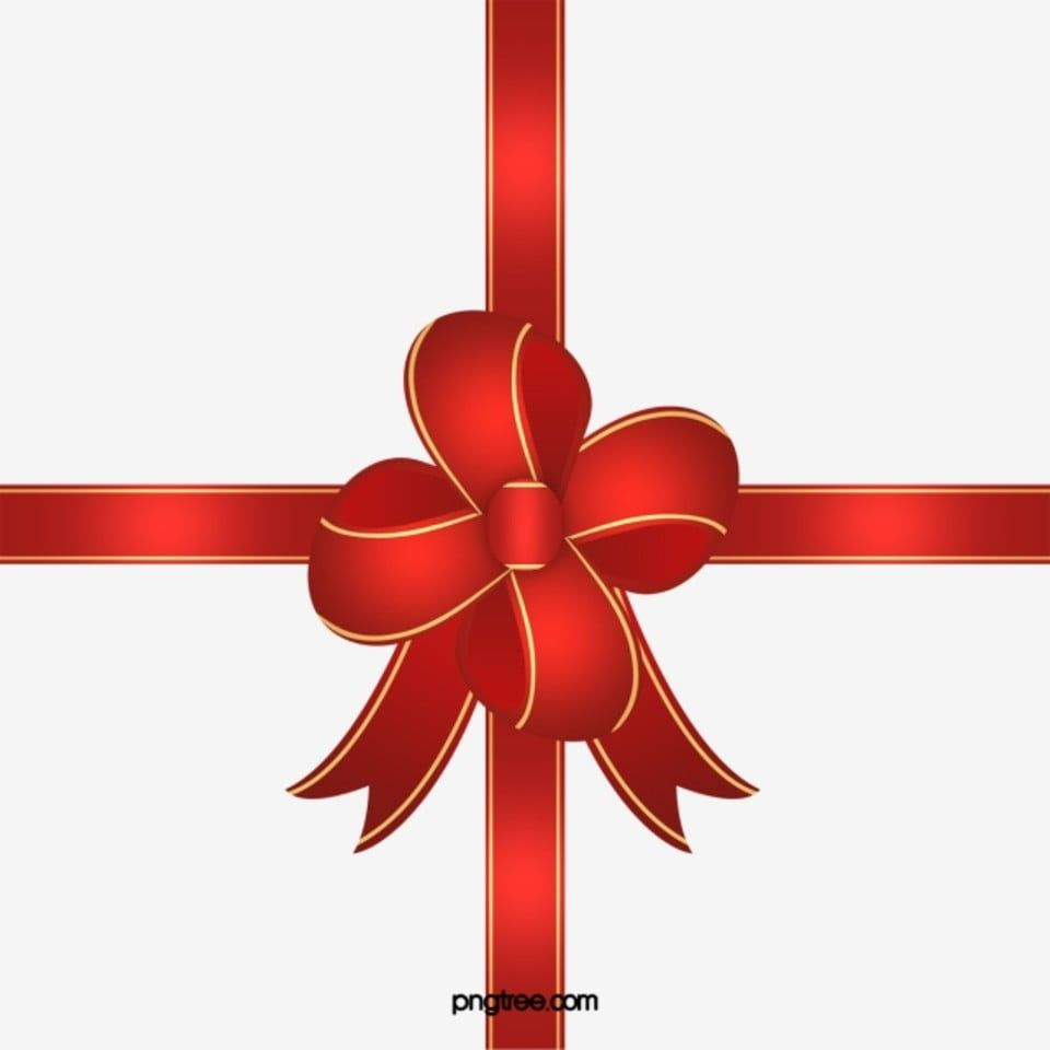 Creative Christmas Bow Red Ribbon Bow Ribbon Clipart Bow Clipart Vector Material Png Transparent Clipart Image And Psd File For Free Download Bow Clipart Ribbon Bows Christmas Bows