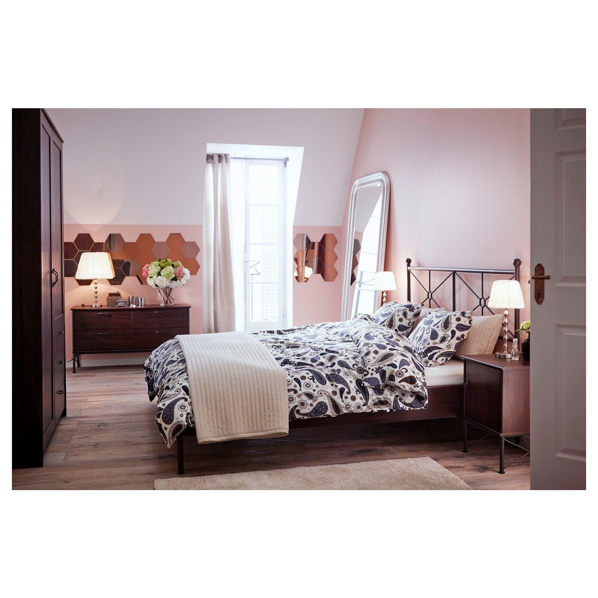 HÖNEFOSS Mirror, 18x21 cm 10 pack Home decor catalogs