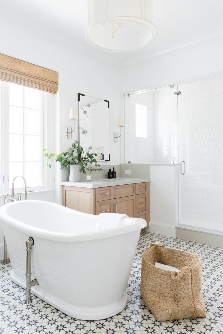 A California Cool, Laid-Back Master Suite   HOME   Bathroom ...