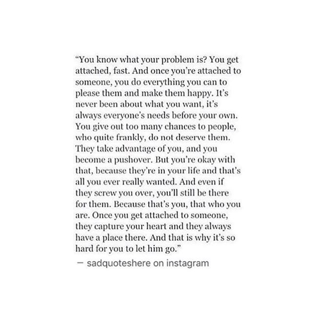 Dont Get Attached True Things Getting Attached Quotes Quotes