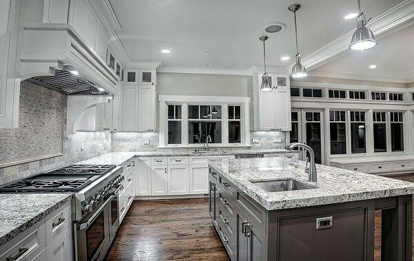 Formica White Ice Granite Kitchen Pinterest Granite - White ice granite kitchen bathroom countertops