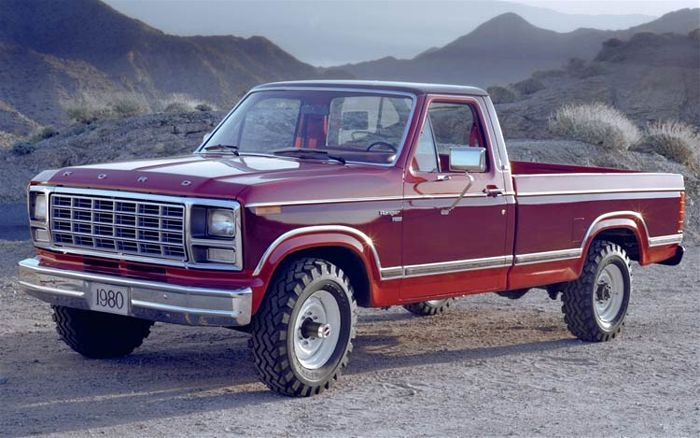 The 1995 Ford F-150 is a full size pickup truck manufactured by the Ford motor company. Description from whatmycarworth.com. I searched for this on bing.com/images