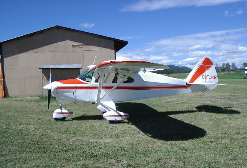 1955 Piper PA-22-150 Tripacer 150hp for sale in (CAQ4