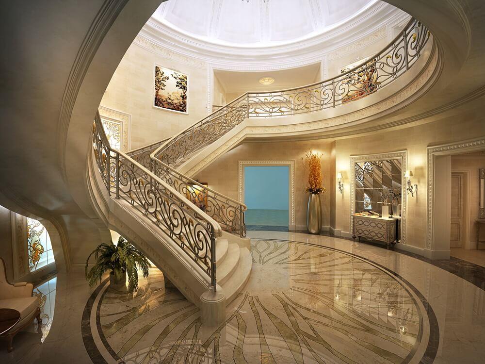 mediterranean staircase designs on extraordinary mediterranean architecture style inspiration id=27627