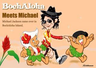Hawaiian Character Bochaloha-Meets MJ #Hawaii #Aloha #Travel #Design