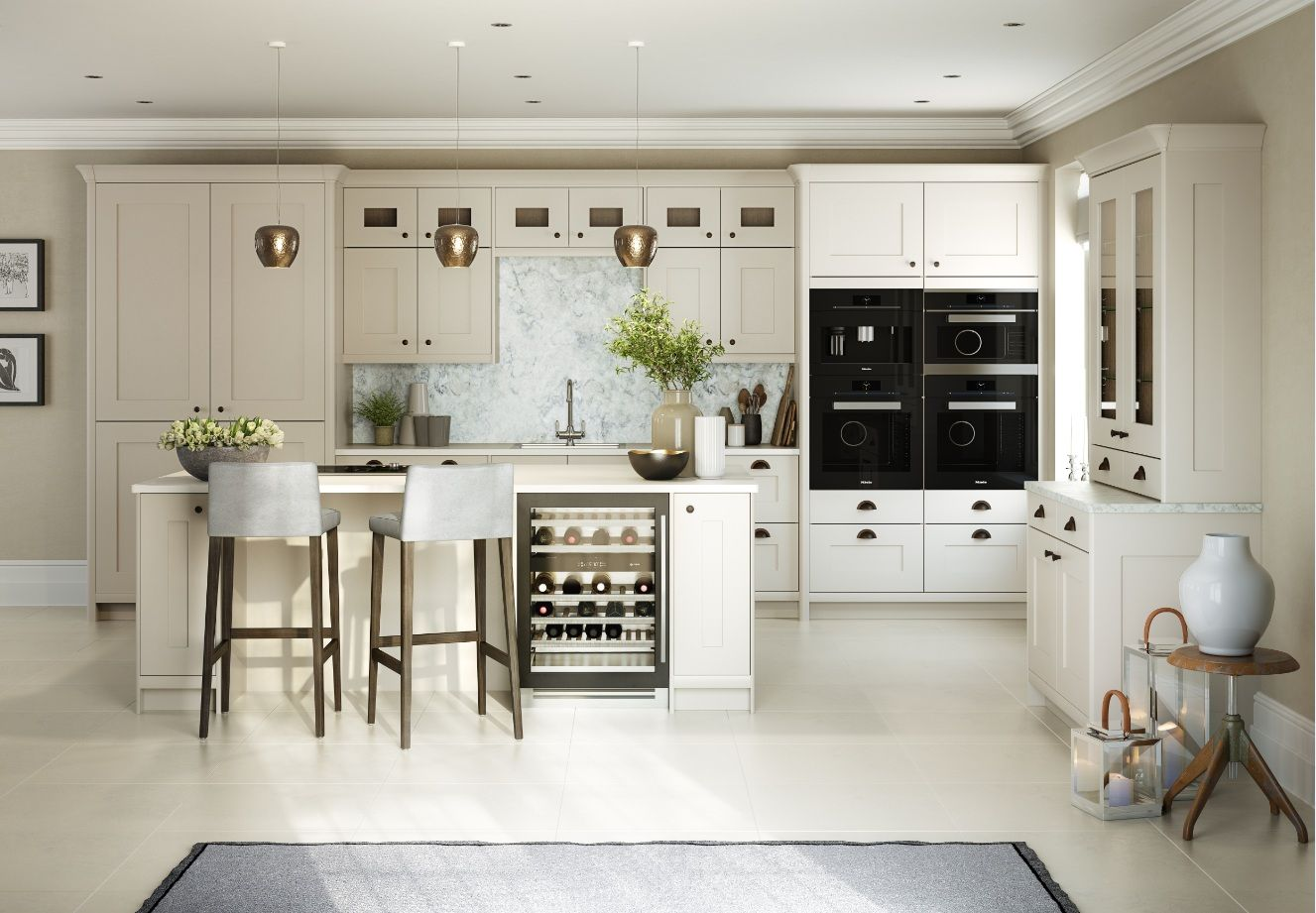 Henley Kitchen | DAVAL KITCHENS | Design | Pinterest | Henleys ...