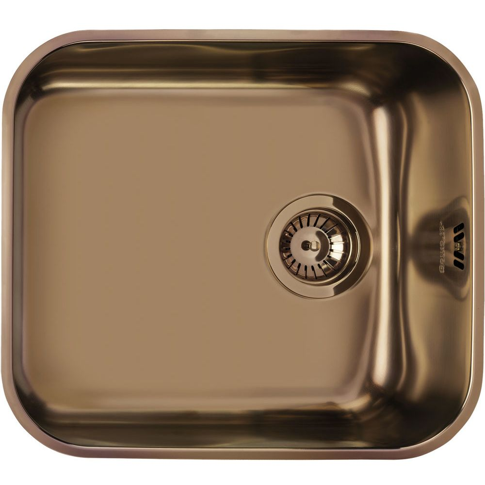 Smeg Um45 Alba Single Bowl Kitchen Sink