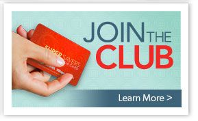 Value Village Club Card - I joined as soon as it came out, of course!