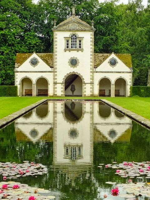 Bodnant Gardens, Snowdonia, Wales