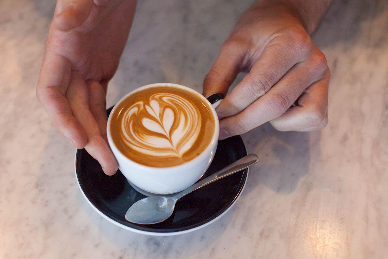 Black diesel coffee great coffee in ann arbor michigan