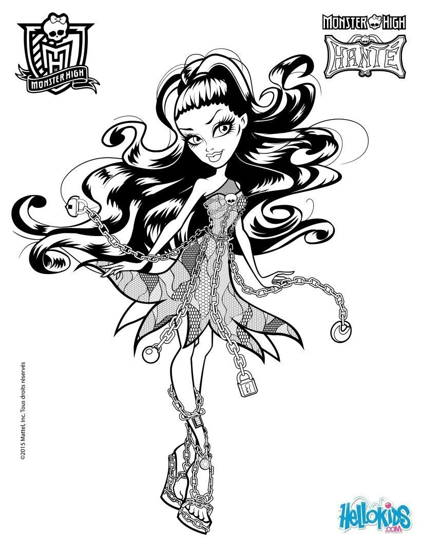 find this pin and more on ever after high deuce gorgon coloring page