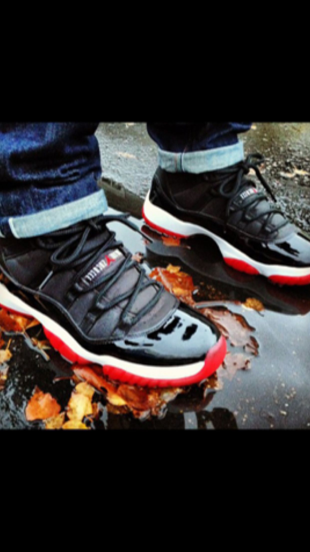 ed3ea71a944a13 Authentic Air Jordan 11 Bred Playoffs Limited quantity Sizes 7-13 US Mens  Order