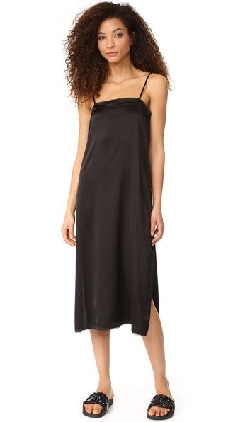 d5798393f5f96d DKNY Sleeveless Slip Dress.  dkny  cloth  dress  top  shirt  sweater  skirt   beachwear  activewear