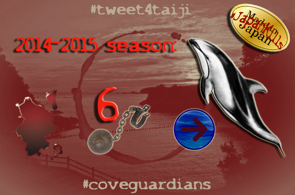 Taiji 2014 2015 season pacific white sided dolphin 6 for Ponteggio ceta dwg