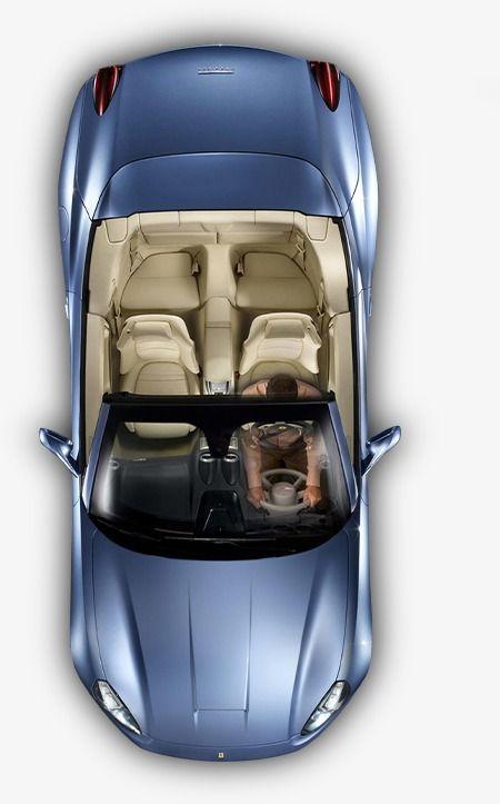 Auto,Auto,Coche de lujo,Coche azul,Vista en planta,Vista superior