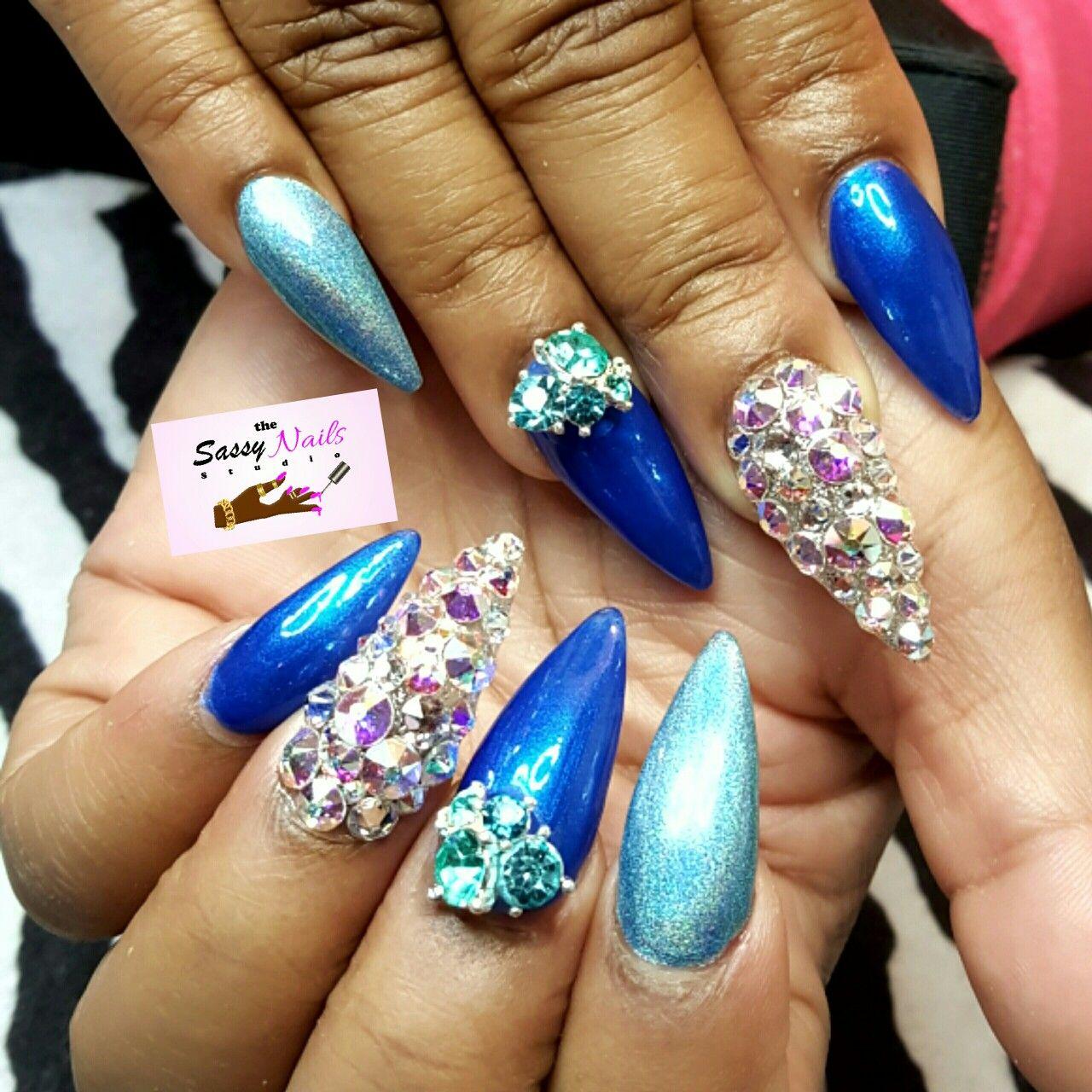 Pin by The Sassy Nails Studio on Sassy Nails | Pinterest | Fabulous ...