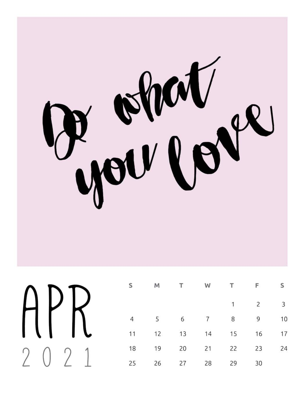 2021 Inspirational Quotes Calendar World Of