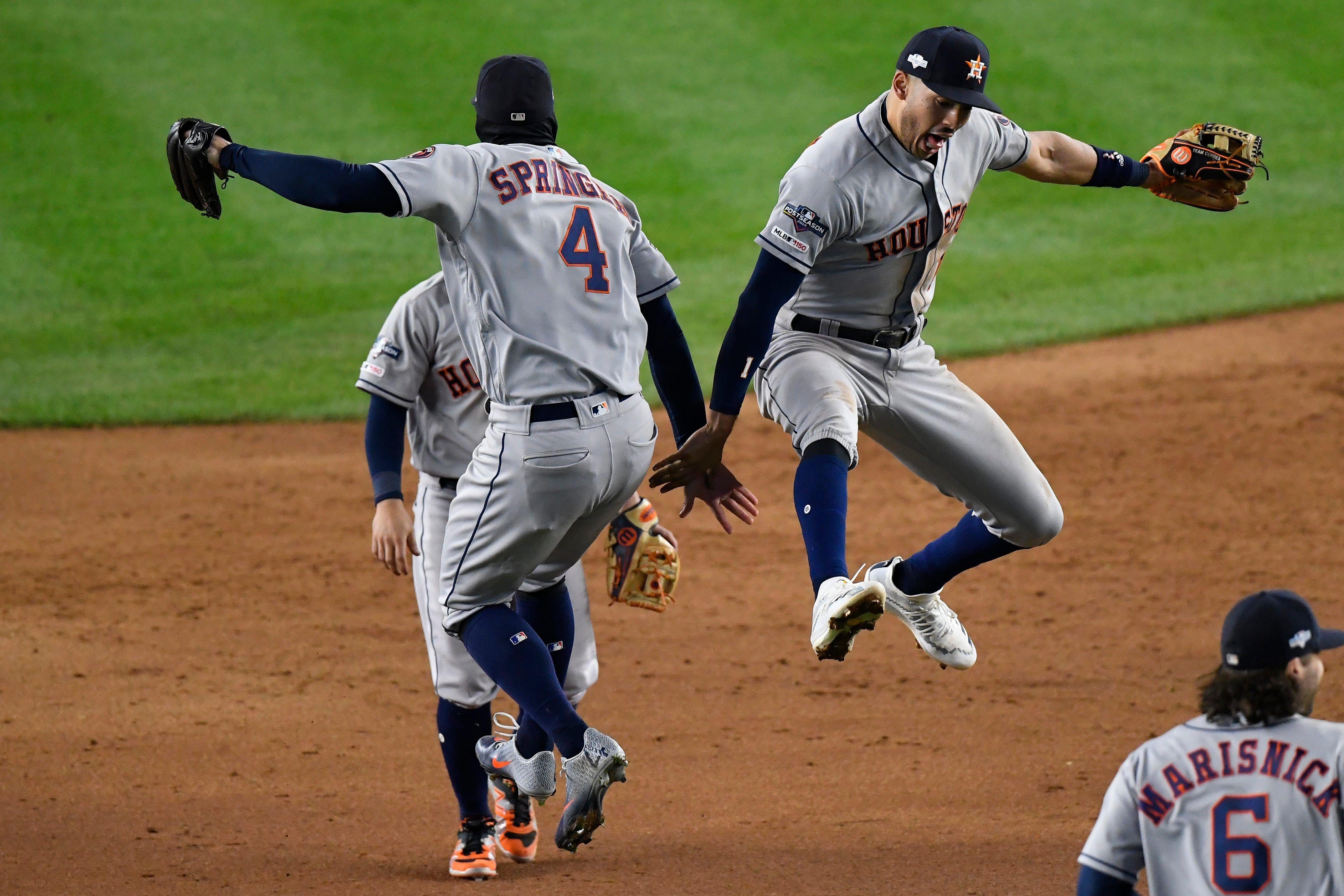 Major League Baseball playoffs schedule 2019: Scores ...