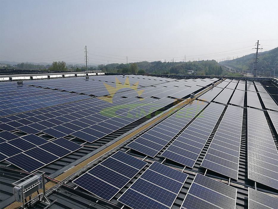 Adjustable Solar Panel Mount Structure Solar panel