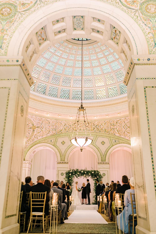 Classic Chicago Cultural Center Wedding Artistrieco Com In 2020 Chicago Cultural Center Wedding Chicago Wedding Venues Chicago Cultural Center