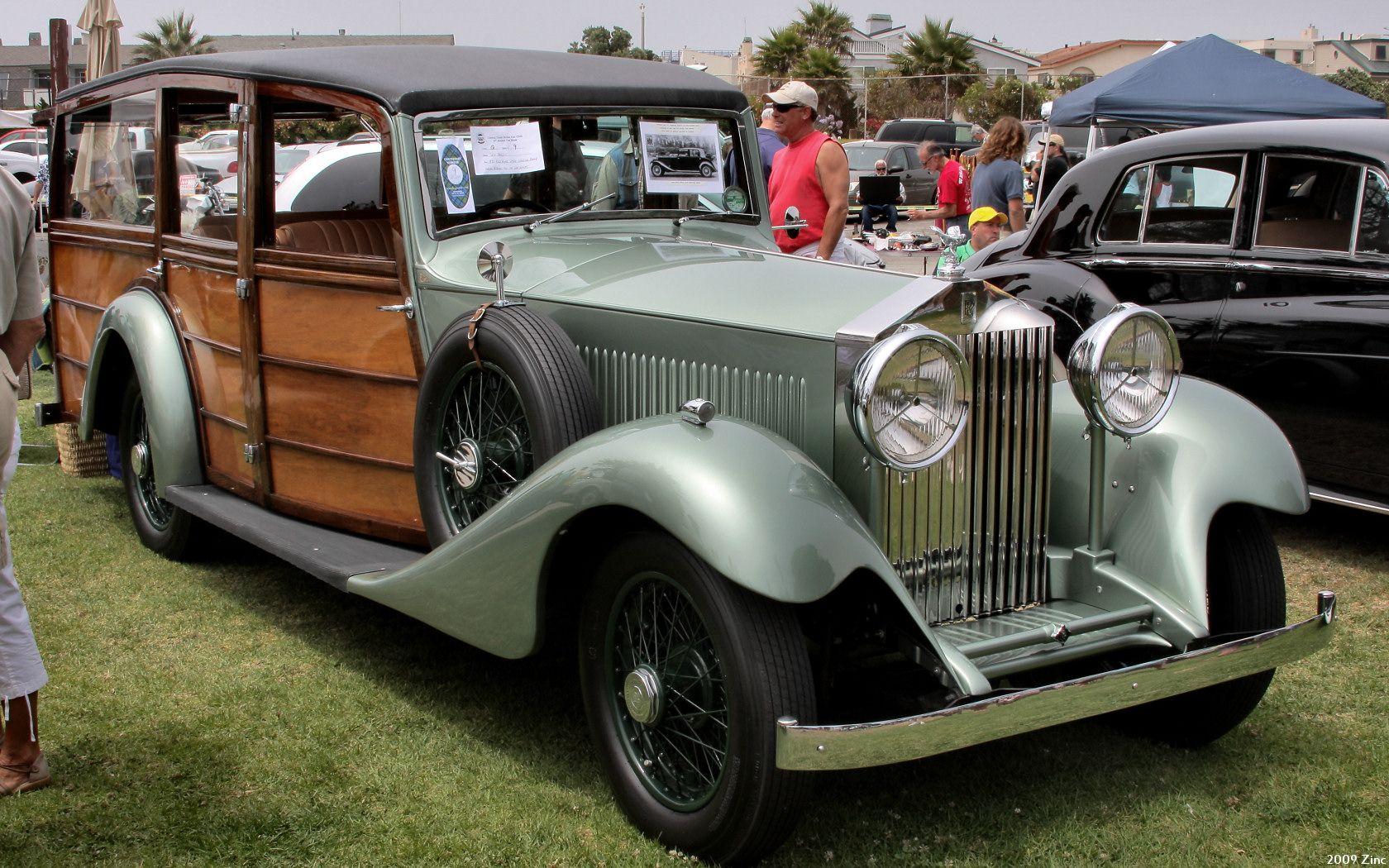 File:1933 Rolls Royce Shooting Brake - 1941 WWII mod - fvr.jpg