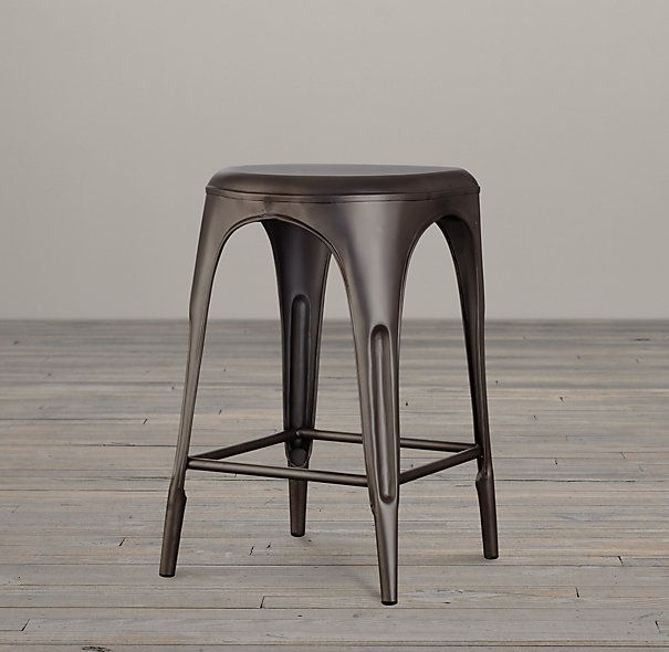Remy No Arm Bar And Counter Stools Barstool 17 Quot W X 18 Quot D X