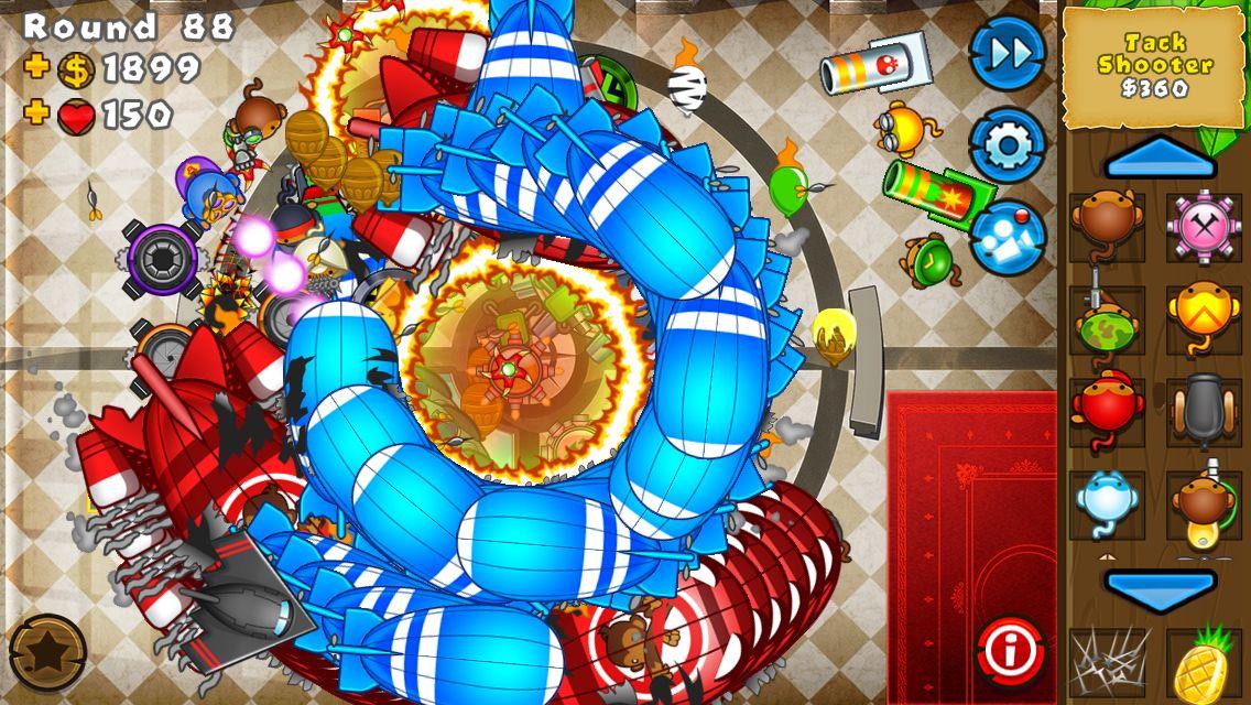 love BTD 5 | Balloon tower defense 5 | Balloon tower, Tower