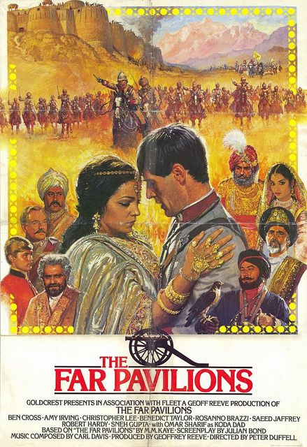 The Far Pavilions | My Favorite Movies, TV and People in