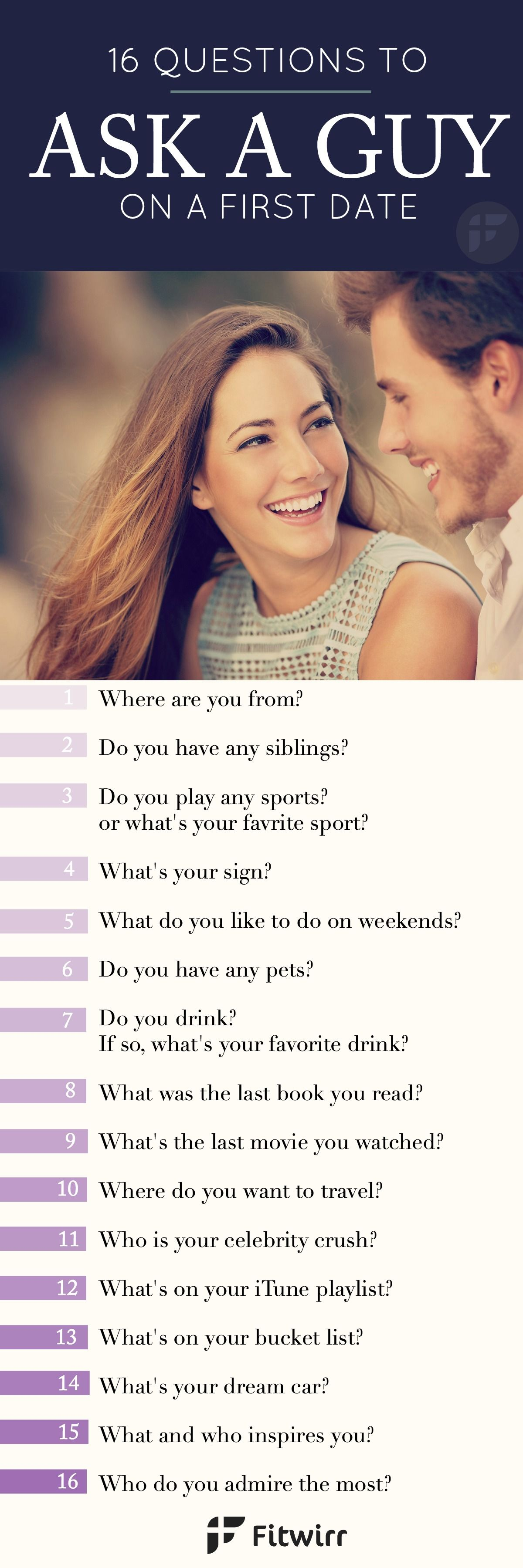 Dating Questions To Ask A Woman